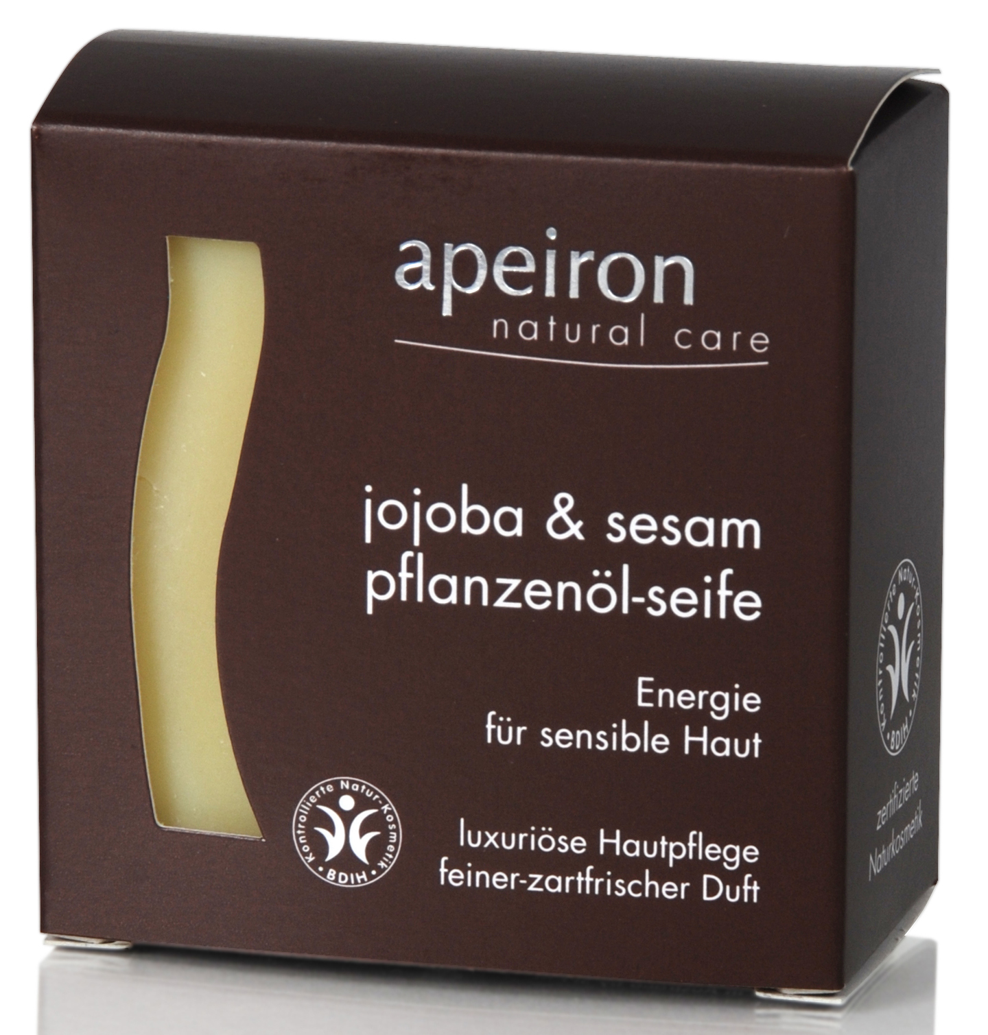 Jojoba & Sesam - Energie für sensible Haut