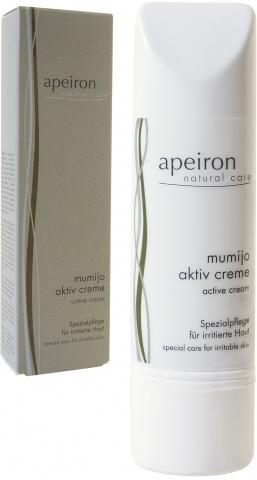 Mumijo Aktiv Creme - Spezialcreme für belastete Haut