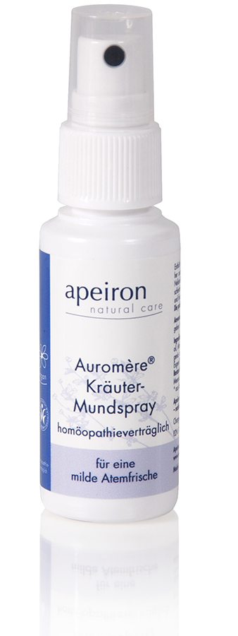 Auromère® Kräuter-Mundspray - mentholfrei