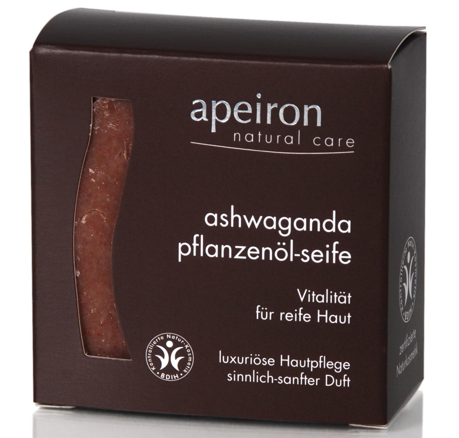 Ashwaganda - Vitalität für reife Haut