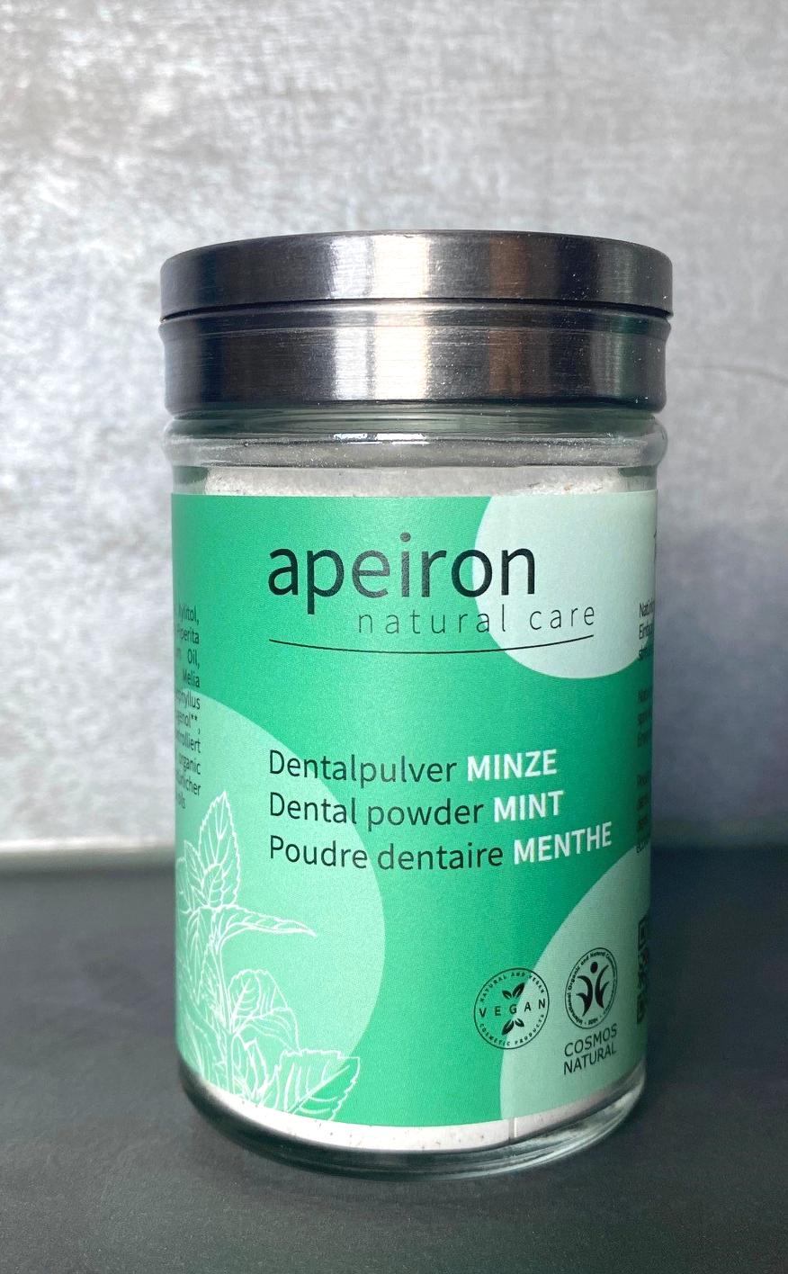 Auromère Dentalpulver Minze