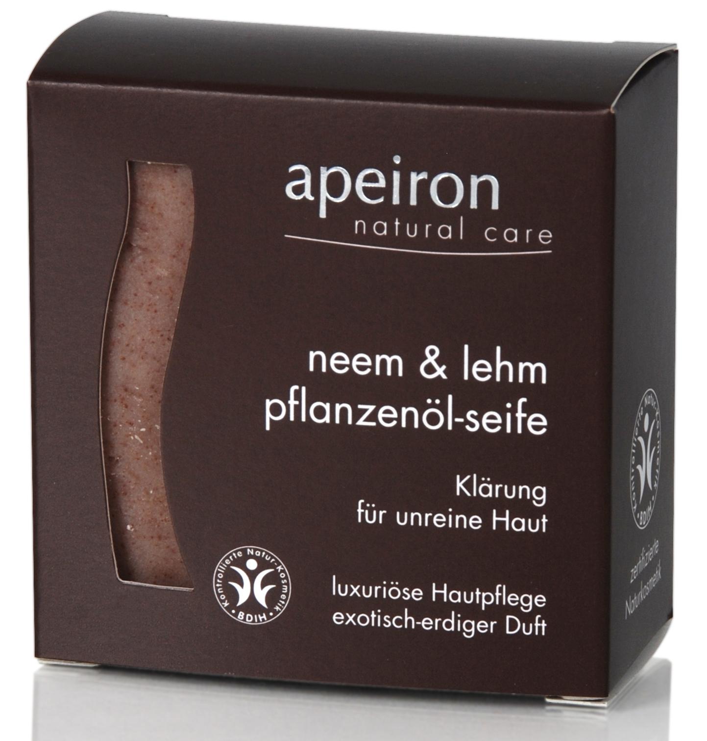 Neem & Lehm - Klärung für unreine Haut