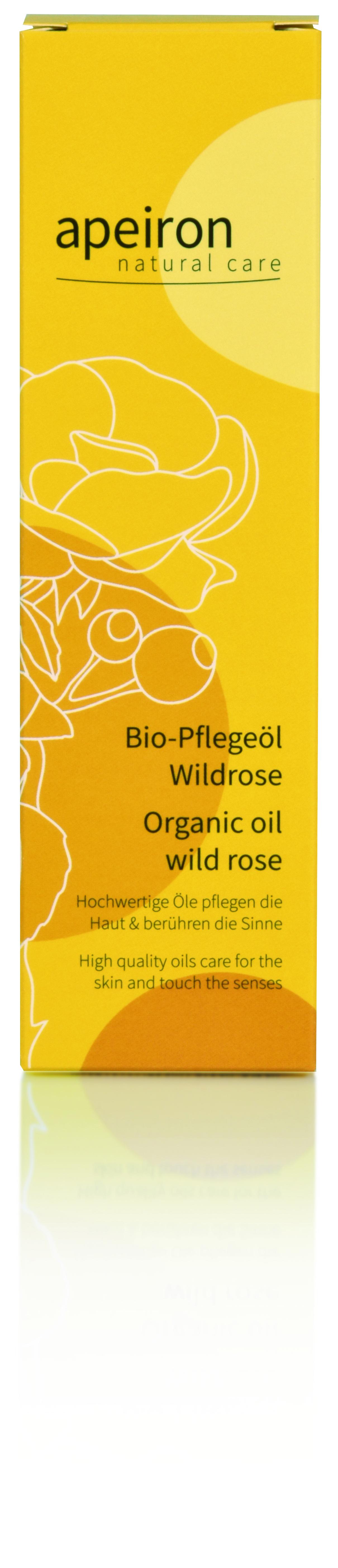 Bio-Pflegeöl Wildrose