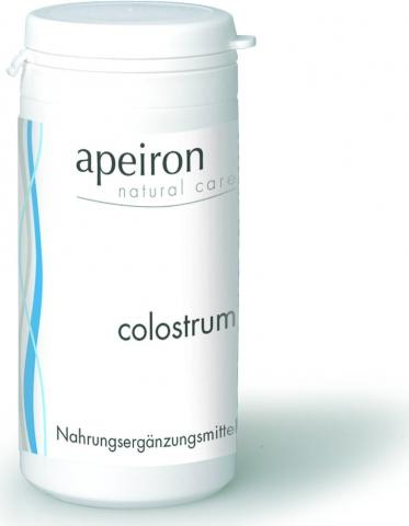 Colostrum - Erstmilch
