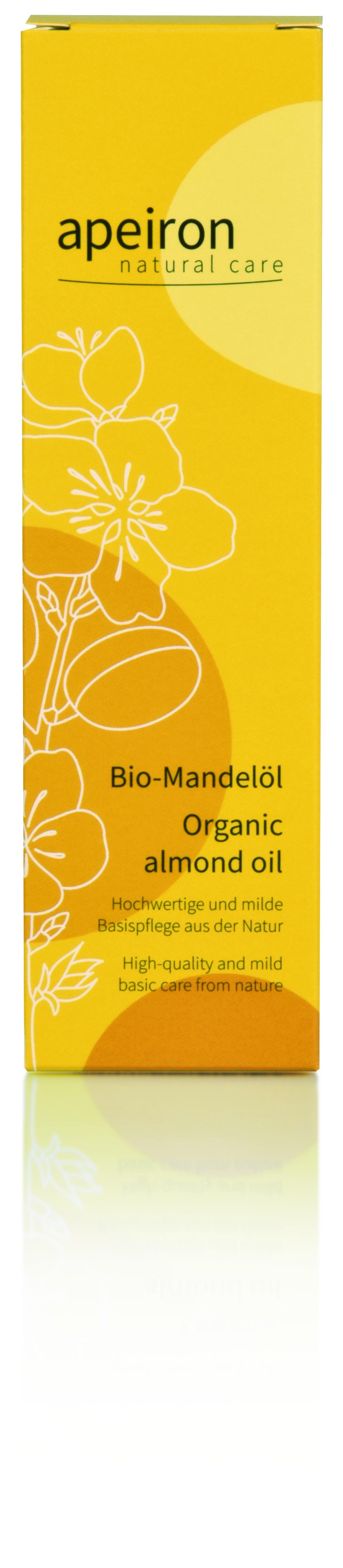 Bio-Mandelöl