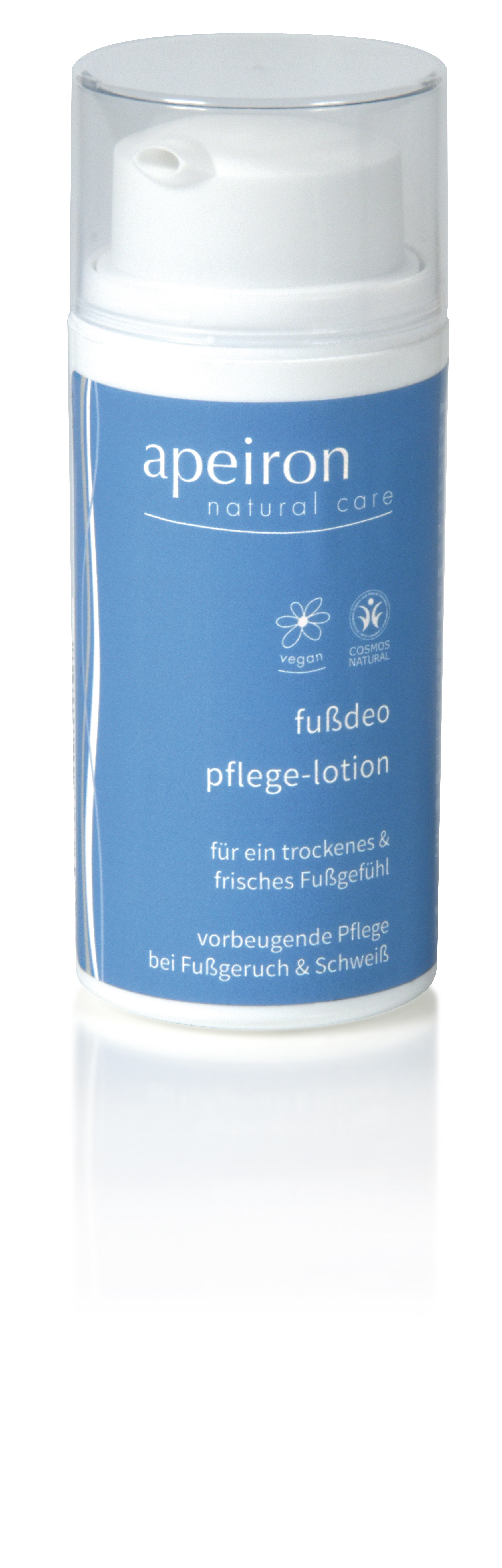 Fußdeo Pflege-Lotion